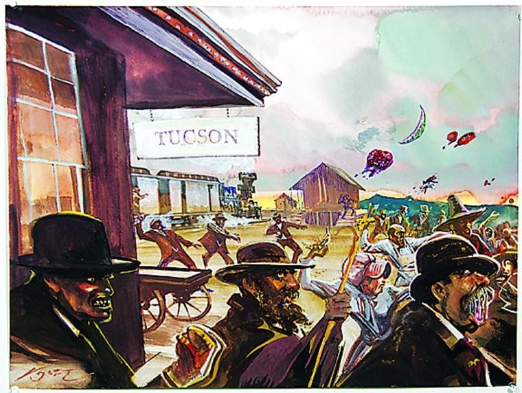 'Outrageous Arizona'