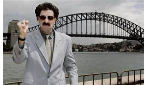 'Borat' victims upset at being duped