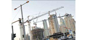 Dubai, the city of cranes