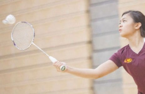 Mountain Pointe badminton