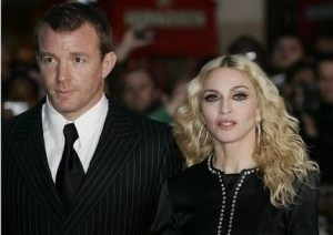 Madonna and Guy Ritchie announce their divorce