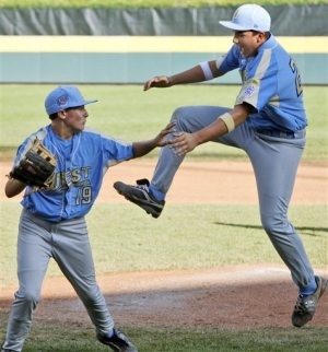 California beats Taiwan, takes Little League WS