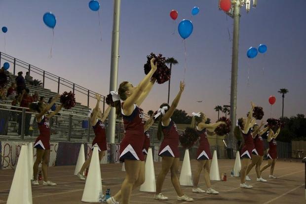 Tempe's McClintock High School named National Title I Distinguished School