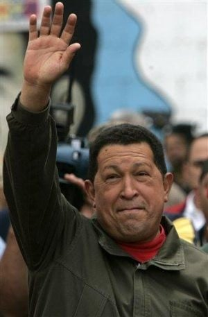 Chavez wins vote to scrap term limits in Venezuela