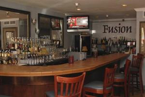 Fusion combines great food, friendly service, reasonable prices