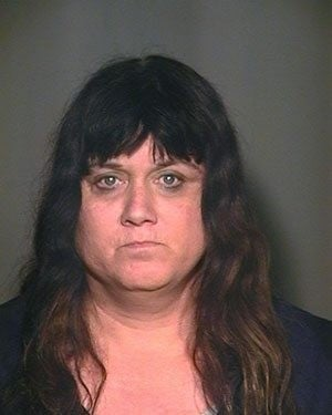 Mesa woman jailed for indecent exposure