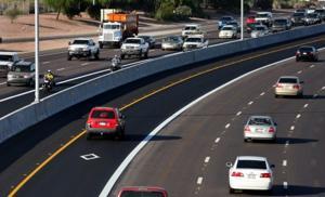 Loop 101 carpool lanes open