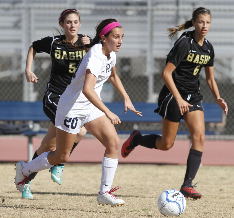 Soccer: Perry vs Basha