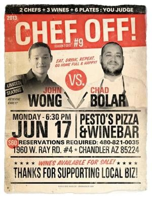 Chef Off poster