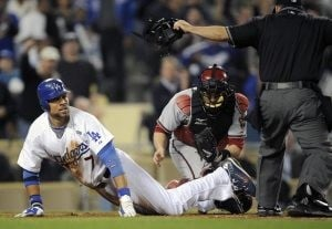 Dodgers beat Diamondbacks 1-0
