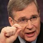 Aide: Bush not seeking cover for pullout