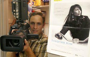 Iraq war vet co-writes, produces Navajo film