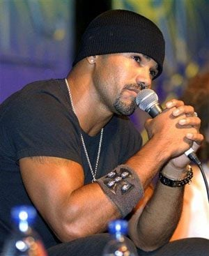 Shemar Moore booked on suspicion of DUI