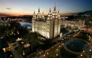 Mormon Temple