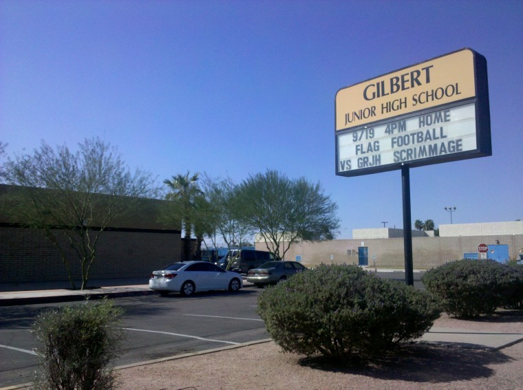 Gilbert Junior High School