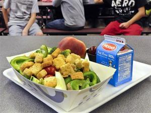 Healthier School Lunches