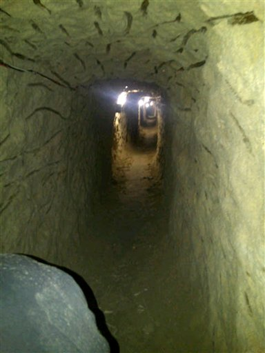 Drug Tunnel