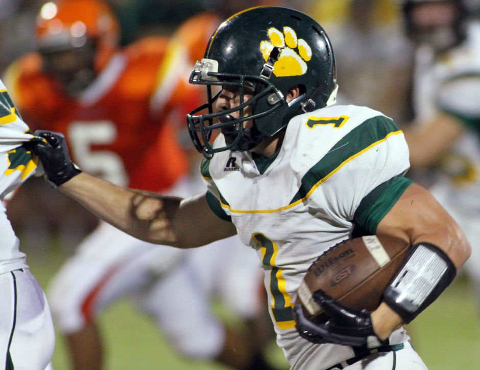 Luke Quinn, Horizon, Jr., RB/DB