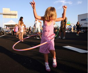 Red Mountain Freeway stretch opens with party