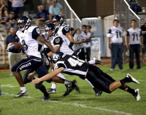 Higley vs. Yuma football