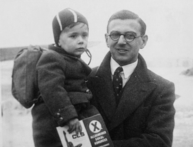 Nicholas Winton