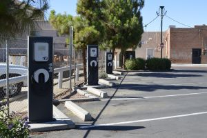 Mesa Electric Charging Station