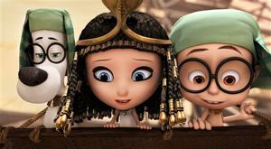 Film Review Mr Peabody & Sherman