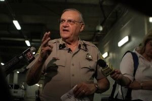 Arpaio target of Justice Department probe
