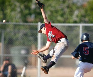 Pinnacle two games behind Chaparral in loss column