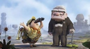 'Up takes 3-D animation to new heights 