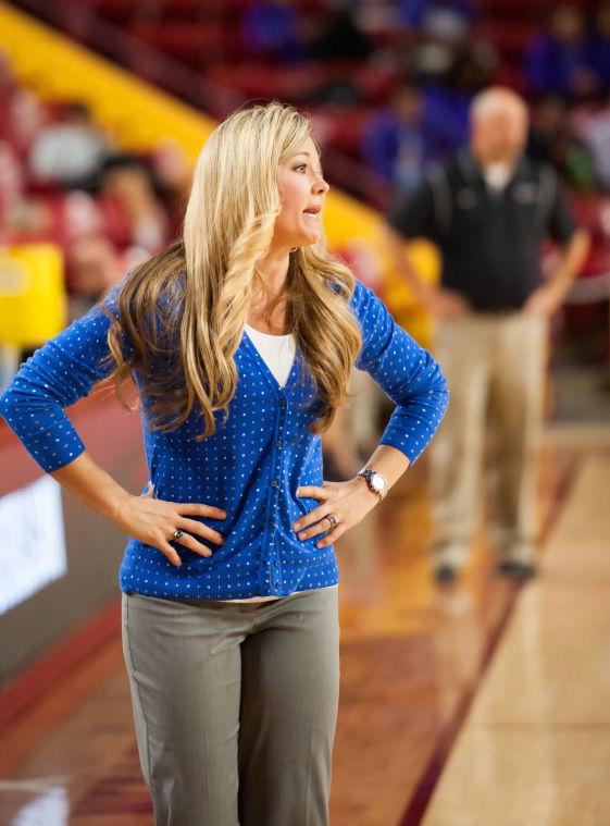 Hamilton Vs Mesquite Girls Basketball