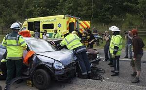 Graphic British safety video is an Internet hit