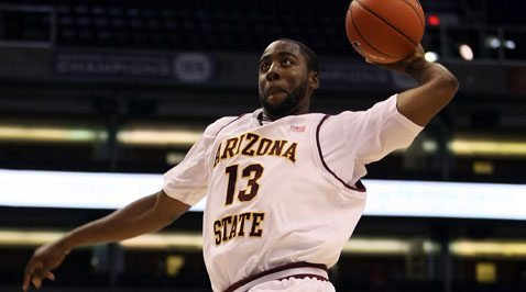 ASU's Harden works out for Minnesota
