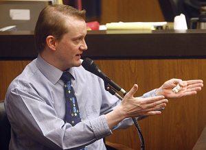 Hausner skips former wife's testimony