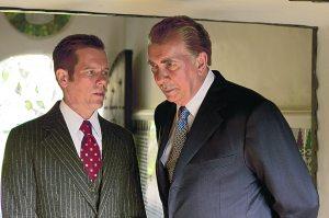 'Frost/Nixon' depicts tense TV showdown