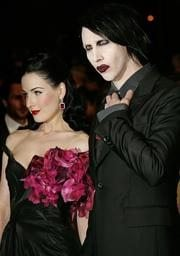 Marilyn Manson officially divorced