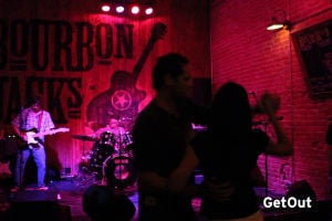 Video: Live Country Music at Bourbon Jacks in Chandler