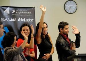 Census targets tech-savvy Hispanic youth