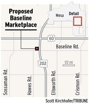$100M Baseline Marketplace planned for Mesa