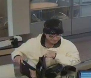 Wells Fargo Bank robber