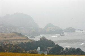 Smoky skies threaten health in fiery California