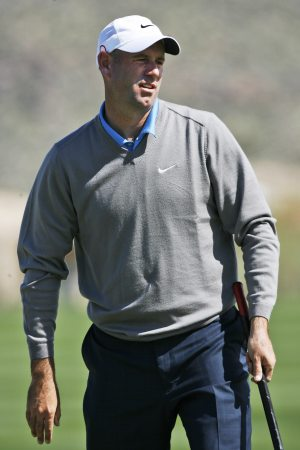 'Underachiever' Cink looking to make his mark