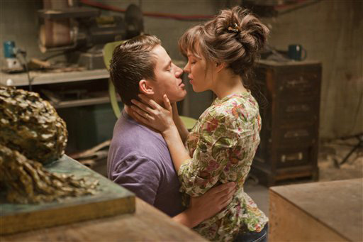 Rachel McAdams, Channing Tatum