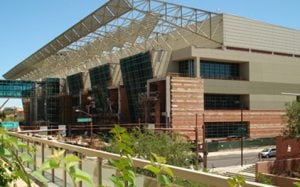 Phoenix Convention Center struggling