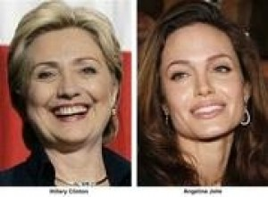 Obama related to Pitt, Clinton to Jolie