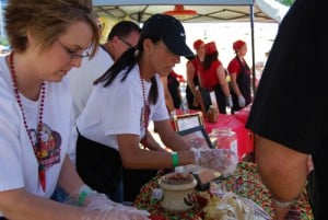 <p>Sample more than 100 homemade salsas amid the festive atmosphere of the My Nana's Best Tasting Salsa Challenge.</p>