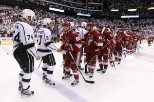 Coyotes Hockey