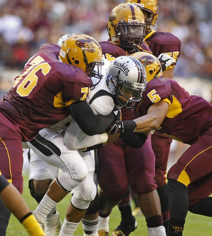 Hamilton vs Mountain Pointe Football
