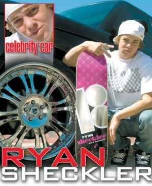 Celebrity Car: Ryan Sheckler