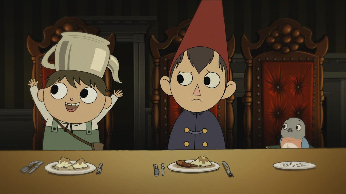 Role in cartoon network series latest of gilbert boy s voice acting gigs gilbert for Over the garden wall episode 9